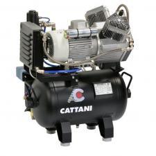 Компрессор стоматологический Cattani на 2 установки