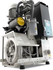 Cattani Turbo-Smart B - аспиратор стоматологический для влажной аспирации на 4-5 установок (без кожуха)