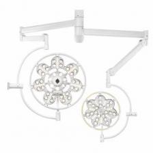 Светильник двухкупольный потолочный Эмалед 500/300 LT