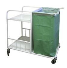 Тележка больничная для транспортировки грязного белья