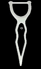 Biorepair Dental FlossPick Зубная нить с держателем 36 шт