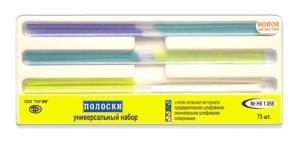 Полоски (штрипсы) (75шт) НК 1.055 -ТОР-