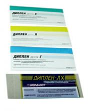 Диплен дента Х(с хлоргексидином)