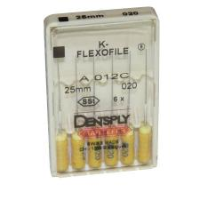 К-ФлексоФайлы №15 25мм -Dentsply-