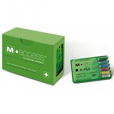 M-access by Dentsply Maillefer линейка ручных инструментов
