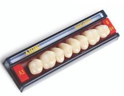 Трехслойные зубы Анис