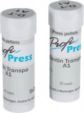 Profi Press Dentin Transpa 4x5g