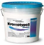 Гипс Kromotypo3 6кг -3 класс. цвет.индик. /Lascod/