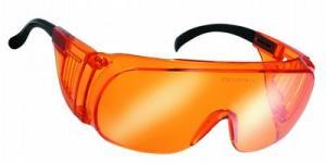 Очки 519 защитные оранж. Euronda