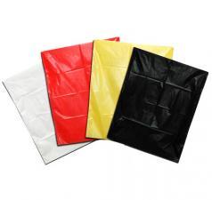 Пакет  желтые (Класс В) д-мед.отходов (100шт)