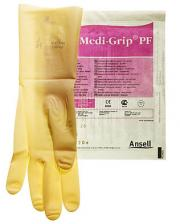 Перчатки хирургич.Medi-Grip PF неопудрен (стер) №6.5