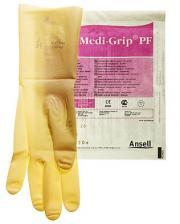 Перчатки хирургич.Medi-Grip опудрен. (стер) №7.5