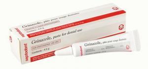Гриназоль 4.5г -Septodont-